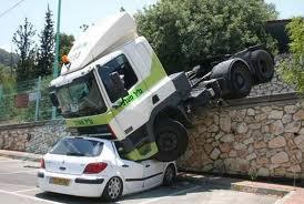 جرائم ناشی از تخلفات رانندگی